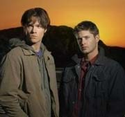 Jared Padalecki and Jensen Ackles, Sam and Dean on Supernatural :: Zach Dotsey