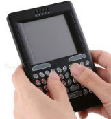 Small Remote Keyboard with Touchpad